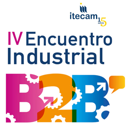 Recambios Roque colaborador en el IV Encuentro Industrial B2B de ITECAM